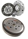 DUAL MASS FLYWHEEL DMF & COMPLETE CLUTCH KIT CITROEN C4 2.0 HDI